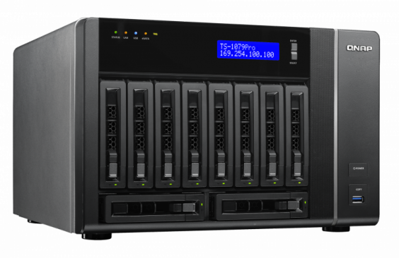 QNAP TS-1079 Turbo NAS QTS Treiber Windows 7