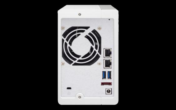 New Drivers: QNAP TS-231+ TurboNAS QTS