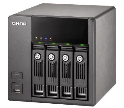 QNAP TS-410U Turbo NAS QTS Drivers