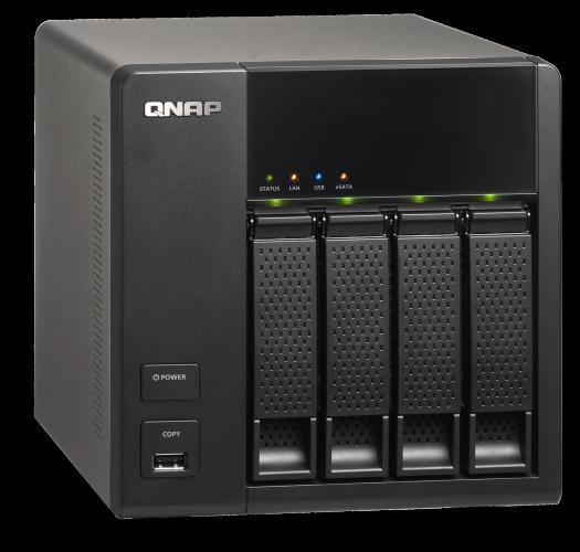 QNAP TS-412 Turbo NAS QTS Treiber Windows 10