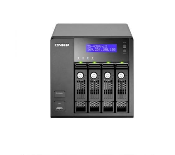 QNAP SS-439Pro TurboNAS QTS Update