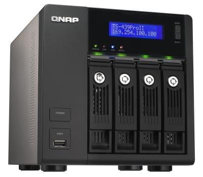 QNAP TS-439 Pro II+ Turbo NAS QTS Driver Windows XP