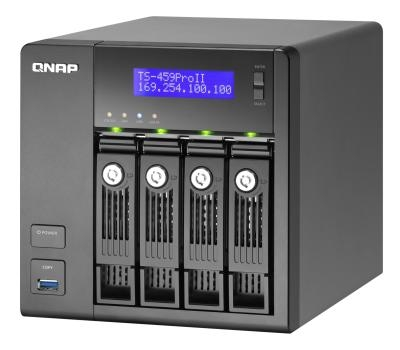 QNAP TS-109PROII TURBONAS QTS DRIVER DOWNLOAD FREE