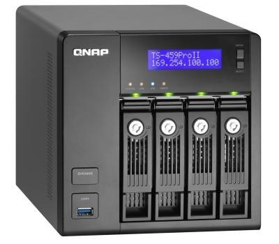 QNAP TS-459ProII Turbo NAS Download Driver
