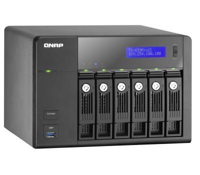 QNAP TS-659Pro II TurboNAS Drivers (2019)