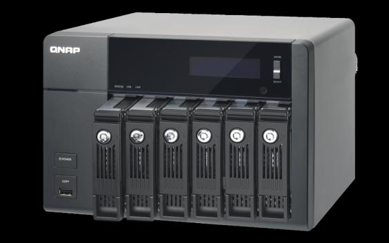 QNAP TVS-670 TurboNAS QTS New