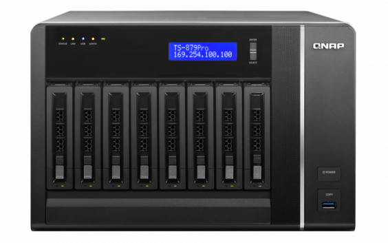 QNAP TS-879PRO TURBONAS QTS DRIVERS FOR PC