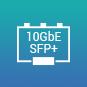 4 порта 10 Гбит/с на каждом контроллере обеспечат высокую сетевую доступность данных