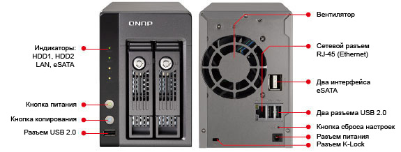 QNAP TS-219 Turbo NAS QTS Driver Download (2019)