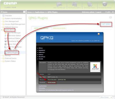 Install Php: Qnap Install Php Mysql